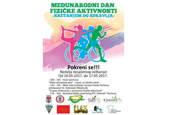 Међународни дан физичке активности