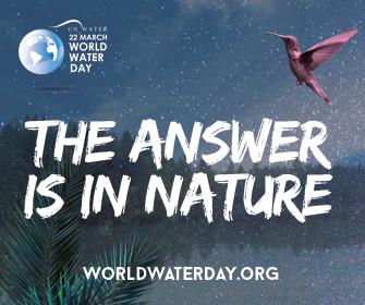 Svetski dan voda – Odgovor je u prirodi