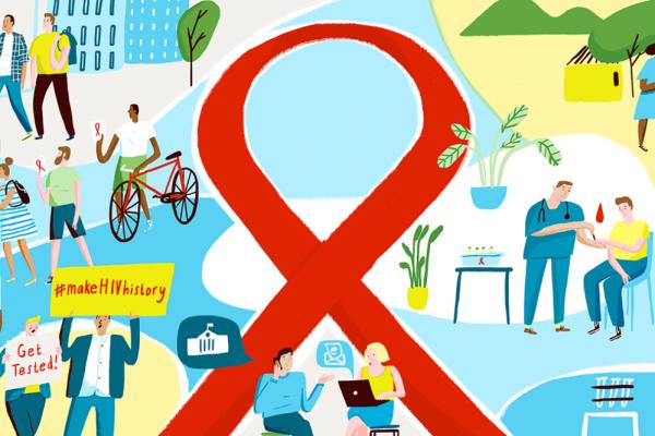 """""""Сазнај свој статус"""" -светски дан борбе против ХИВа"""
