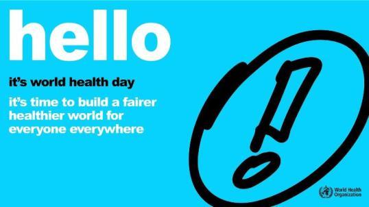7.април-Светски дан здравља