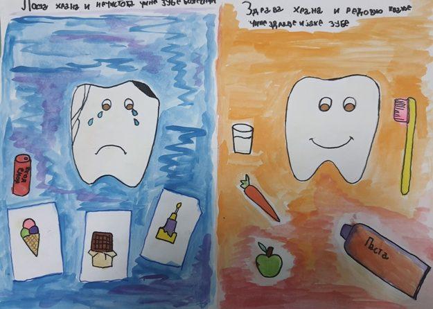 Здраве навике за здраве зубе