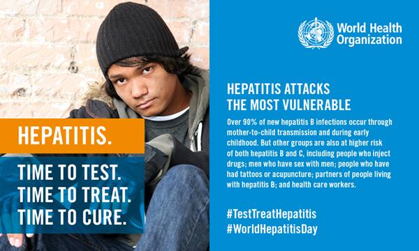 Светски дан хепатитиса