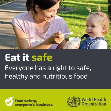 7.јун Светски дан безбедности хране