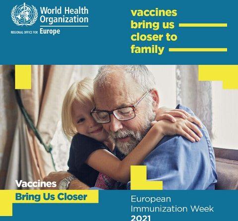 """""""Вакцине нас зближавају"""" -недеља имунизације"""