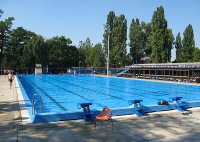 Анализе воде базена